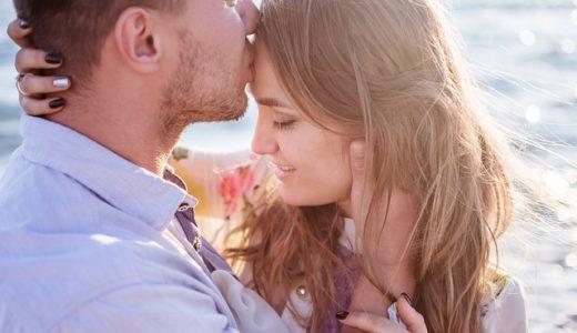 おでこにキスする人の恋愛心理!男性も女性も遊び人というわけではない