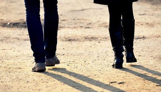 人の前を歩く心理!男性と女性の性格を徹底解説