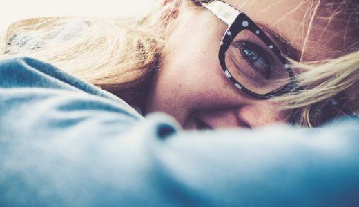 白いメガネを掛ける男性の心理!眼鏡のフレーム色に性格が出る
