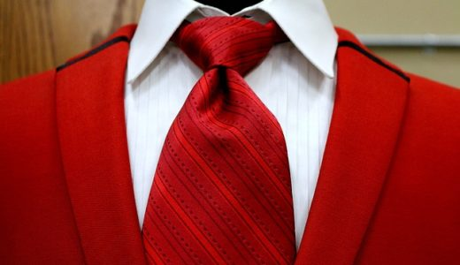 赤色のネクタイの男性心理!仕事で選ぶ意味を徹底解説