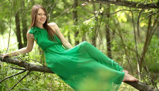 緑色が好きな人の心理!男性と女性の性格を徹底解説